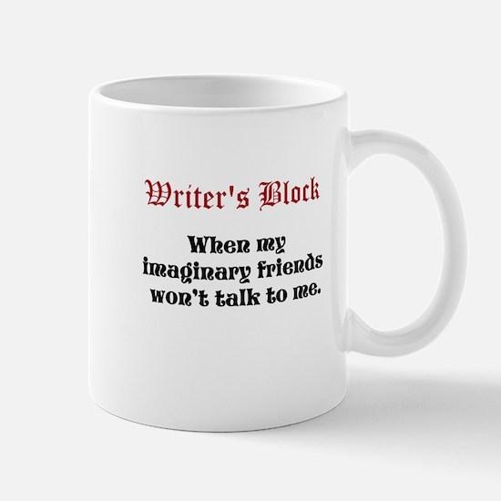 Writers Block Mug