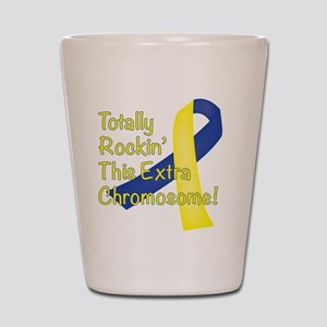 Rockin Chromosome Shot Glass