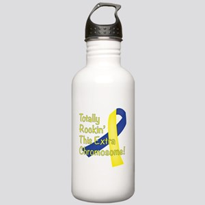 Rockin Chromosome Stainless Water Bottle 1.0L