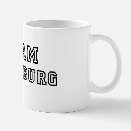 Team Pittsburg Mug
