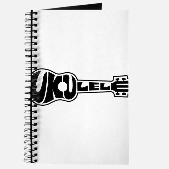 Ukulele Logo Journal