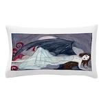 Bat Wing Pillow Case