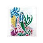 """Eden by Lee Square Sticker 3"""" x 3"""""""