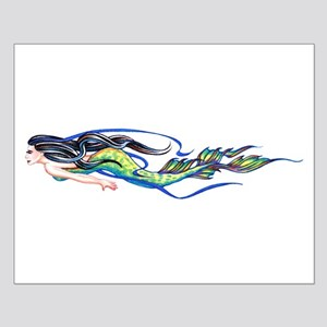 Mermaid Small Poster