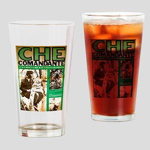 Comandante Che Drinking Glass