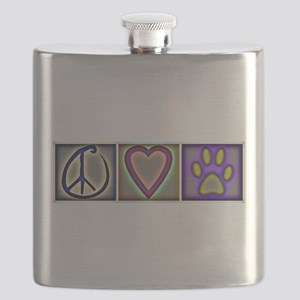 CafepressShopDesigns9-1 Flask