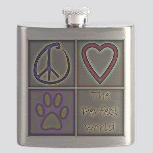 CafepressShopDesigns4-1 Flask