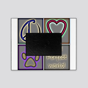 CafepressShopDesigns4-1 Picture Frame