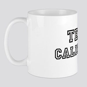 Team Calistoga Mug