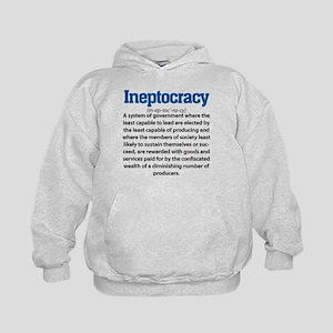 Ineptocracy Kids Hoodie