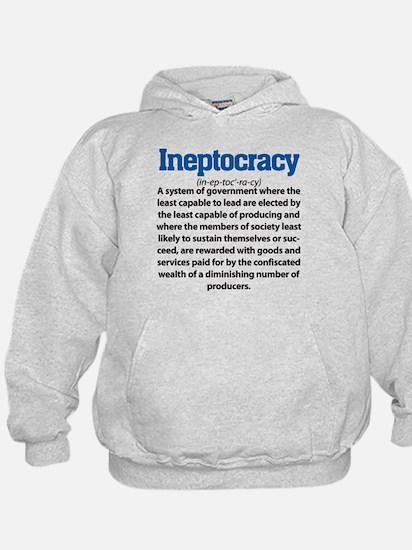 Ineptocracy Hoody