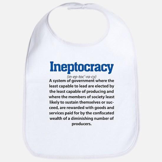 Ineptocracy Bib