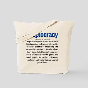 Ineptocracy Tote Bag