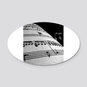 100_2312_PS02 - resize 16x20 Oval Car Magnet