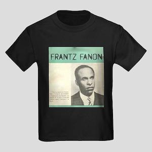 Frantz Fanon Kids Dark T-Shirt