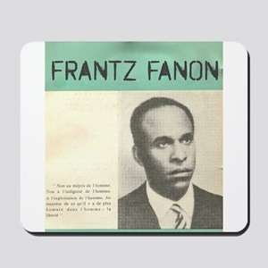 Frantz Fanon Mousepad