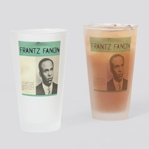 Frantz Fanon Drinking Glass