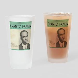 Frantz Fanon Drinking Glass