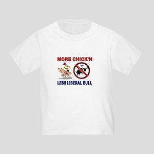 CHICKIN GOOD Toddler T-Shirt