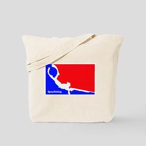 Major League Spearfishing Tote Bag