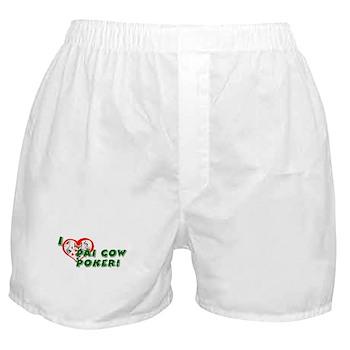 Pai Gow Poker Boxer Shorts