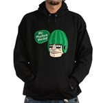 Mr. Melon Head Hoodie (dark)