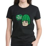 Mr. Melon Head Women's Dark T-Shirt