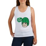 Mr. Melon Head Women's Tank Top
