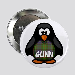 "Gunn Tartan Penguin 2.25"" Button"