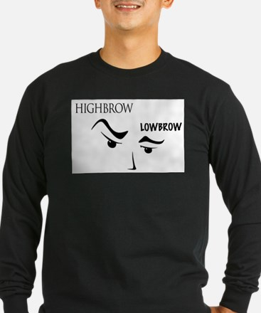 Highbrow Lowbrow T