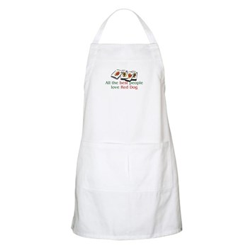 Red Dog BBQ Apron