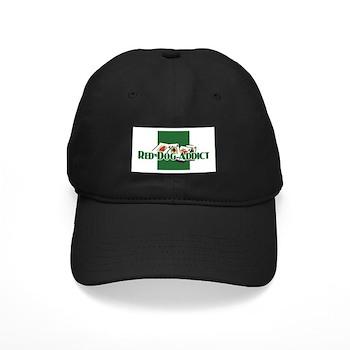 Red Dog Black Cap