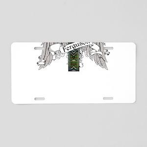 Ferguson Tartan Cross Aluminum License Plate