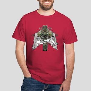 Firtzpatrick Tartan Cross Dark T-Shirt