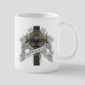 Firtzpatrick Tartan Cross Mug