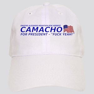 Camacho For President 2012 Election Campaign Cap