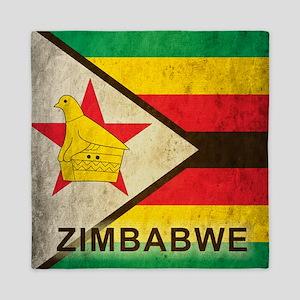Vintage Zimbabwe Queen Duvet