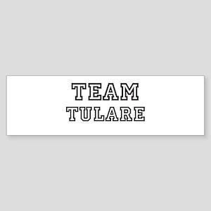 Team Tulare Bumper Sticker