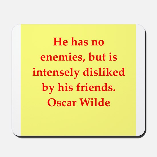 wilde9.png Mousepad