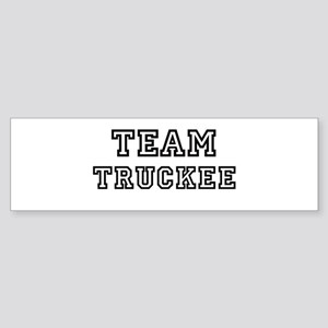 Team Truckee Bumper Sticker