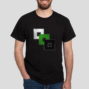 Neutrois Pride Dark T-Shirt