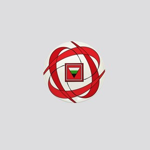 Flux Love Neutrois Mini Button