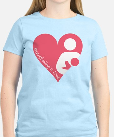 breastfeedingislove T-Shirt