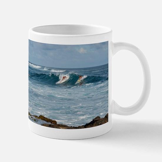 Hawaiian Surfers Mug