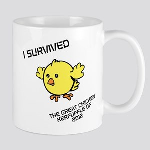 The Great Chicken Kerfuffle of 2012 Mug