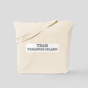Team Treasure Island Tote Bag