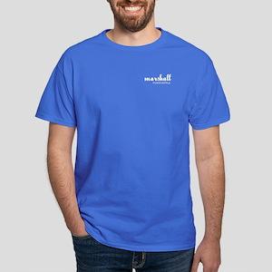 Marshall Script CREST Dark T-Shirt