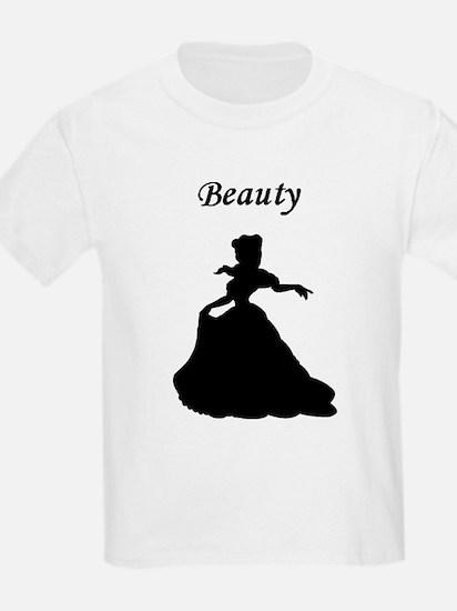 beauty and beast center T-Shirt