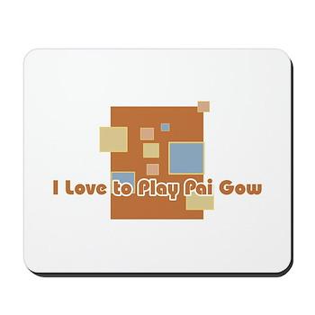 Pai Gow Mousepad