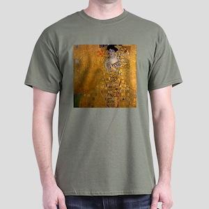 Klimt Portrait of Adele Bloch-Bauer Dark T-Shirt
